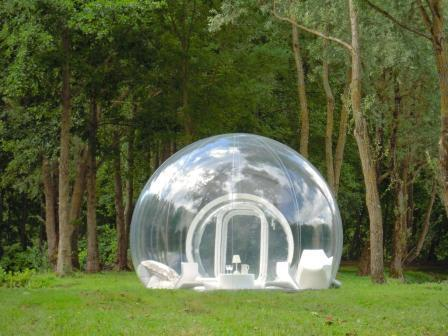 location de cabane en bulle lieu insolite v nementiel mariage d lire. Black Bedroom Furniture Sets. Home Design Ideas