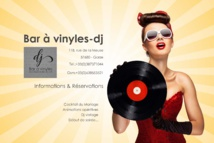 Bar à vinyles,  vinyl dj,  wedding dj