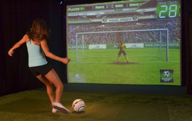 Simulateur de football