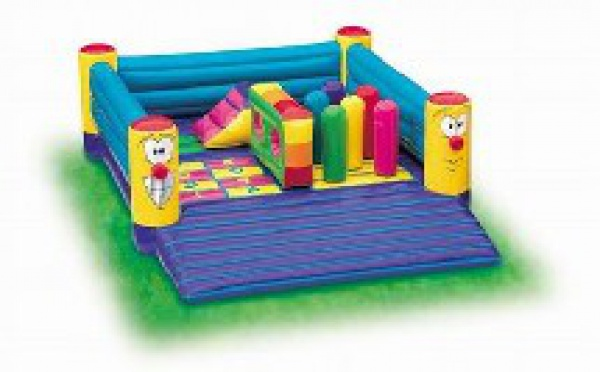 Multiplay - Location de structures gonflables - Grand Est