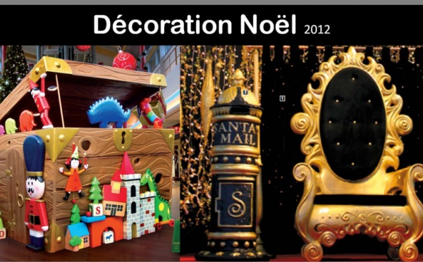 Animations commerciales Noel