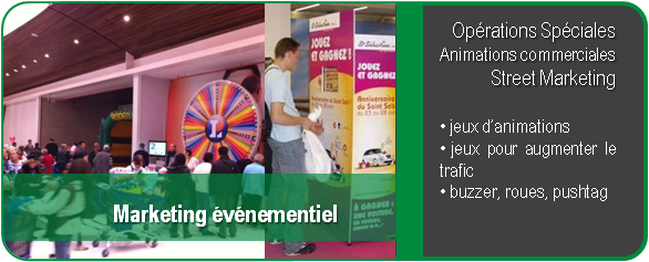 Marketing événementiel